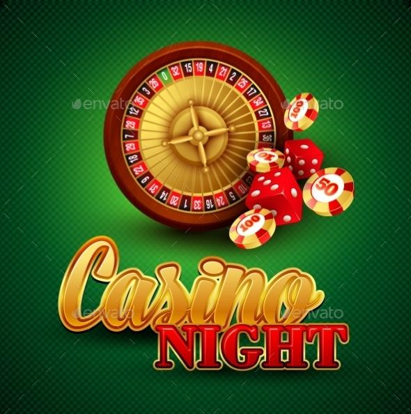 GraphicRiver Casino Background 10766339