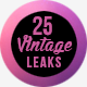 25 Vintage Light Leaks - VideoHive Item for Sale