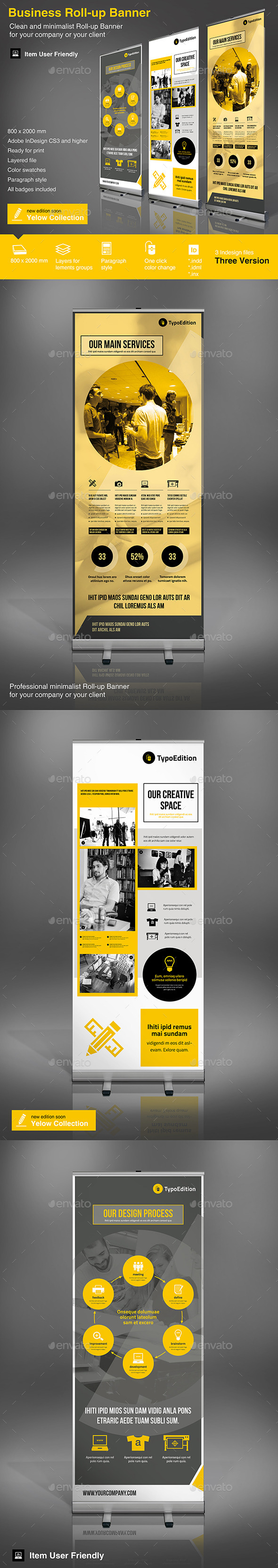 GraphicRiver Roll-up Business Vol 3 10767531