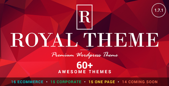 Royal - Multi Purpose Wordpress Theme