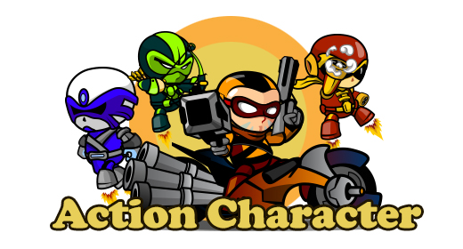 Side Scroll Action Game