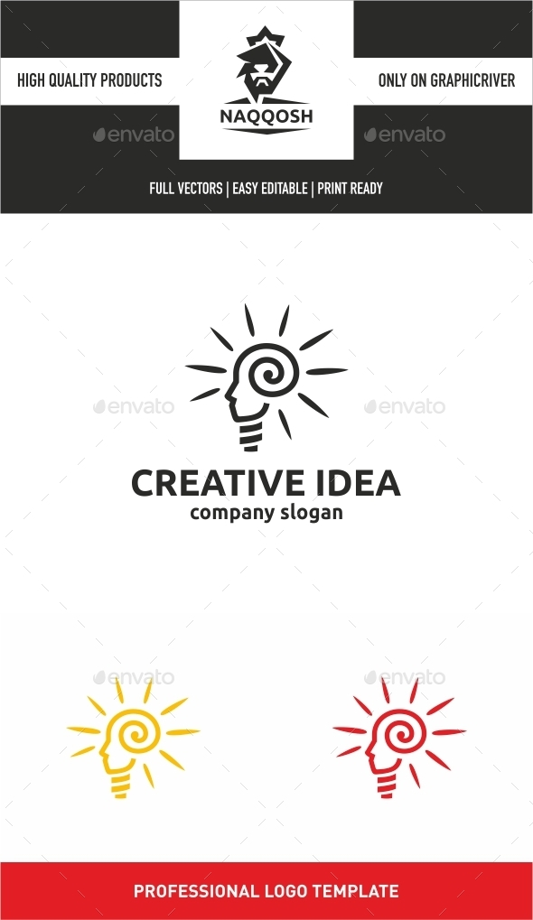 GraphicRiver Creative Idea 10768823