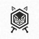 Guard Hawk  - GraphicRiver Item for Sale