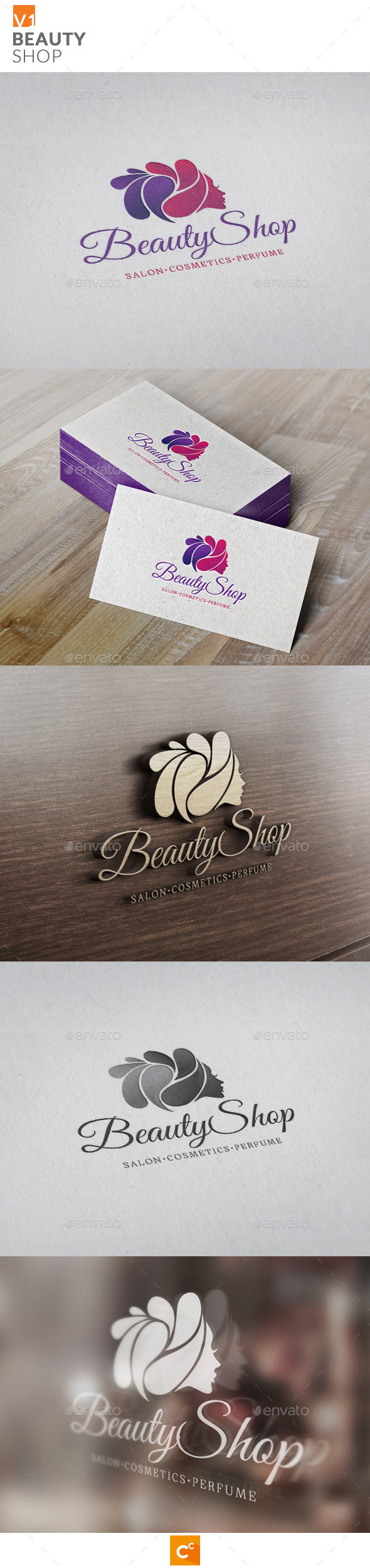GraphicRiver Beauty Shop 10769295