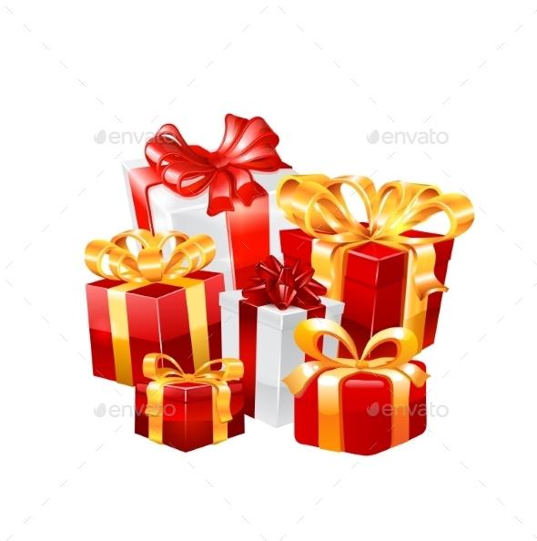 GraphicRiver Gift Set 10769506