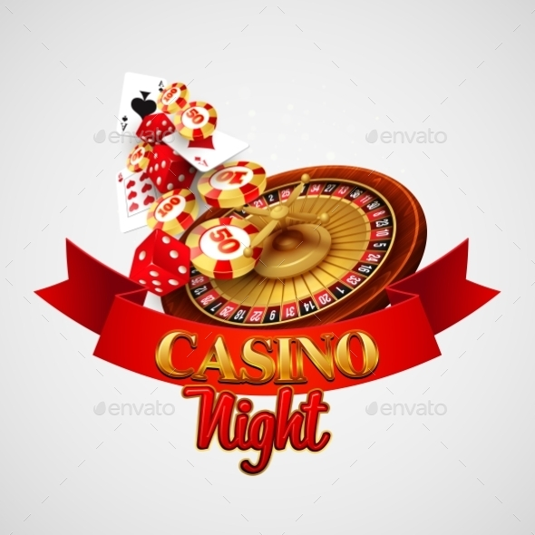 GraphicRiver Casino Background 10769621