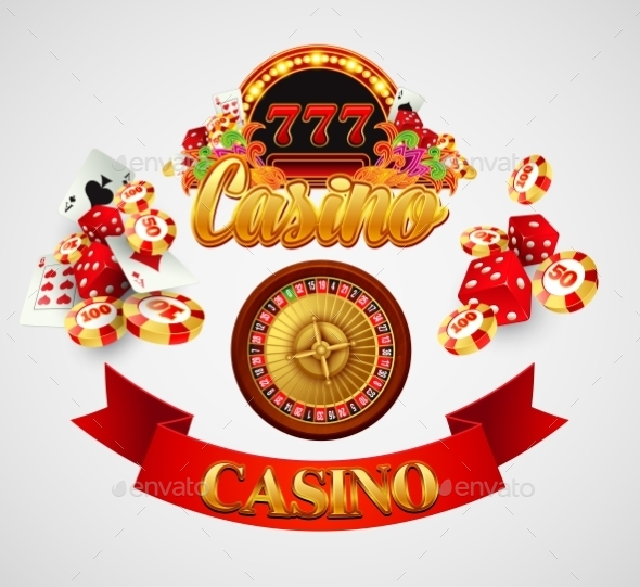 GraphicRiver Casino Background 10769625