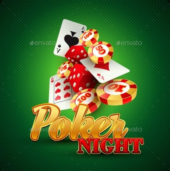 GraphicRiver Casino Background 10769629