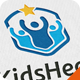 Kids Health Logo - GraphicRiver Item for Sale