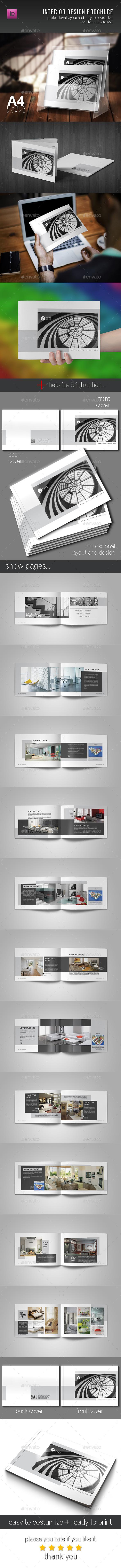 GraphicRiver Multipurpose Catalog Brochure 10706936