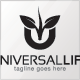 Universal Life Logo Template - GraphicRiver Item for Sale