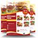 A4 Multipurpose Food Menu Vol 03 - GraphicRiver Item for Sale