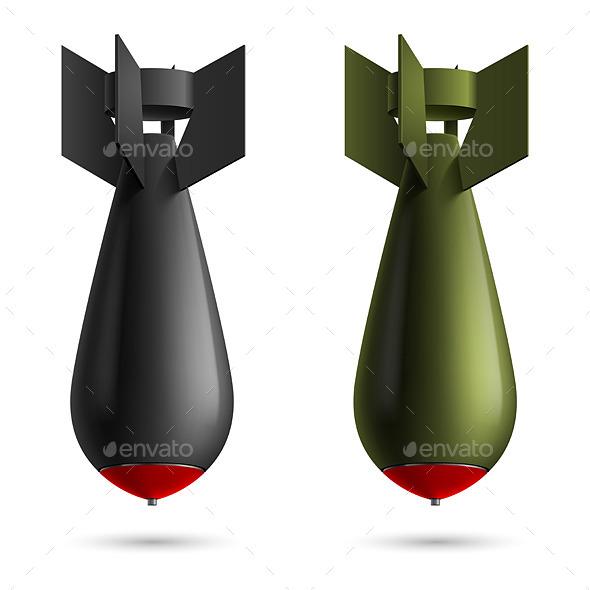 GraphicRiver Bomb 10771226