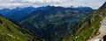 View from the Pass Krzy?ne at Five Lakes Valley in Polish Polish Tatras - PhotoDune Item for Sale