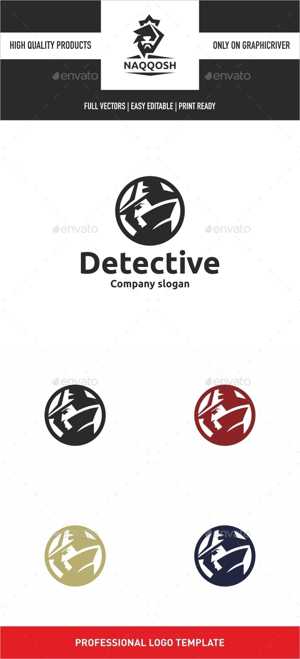 GraphicRiver Detective 10771695