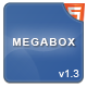 MegaBox - Multipurpose HTML5 Template - ThemeForest Item for Sale
