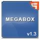 MegaBox – Multipurpose HTML5 Template  Free Download