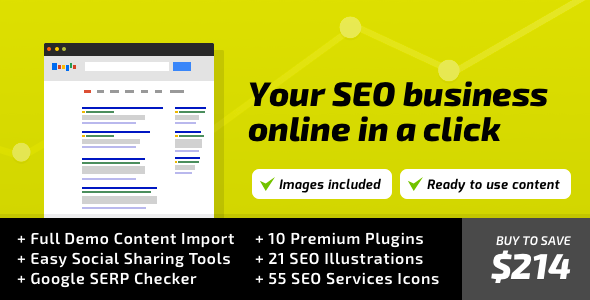 SEO WP 1.8.7 - Online Marketing, SEO, Social Media Agency