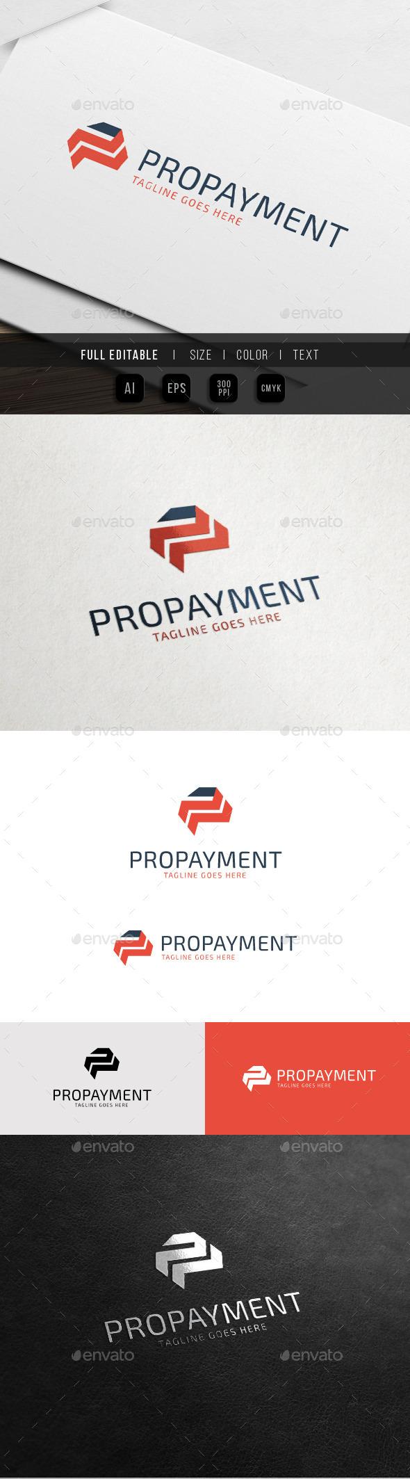 GraphicRiver Pro Payment Letter P 10771980
