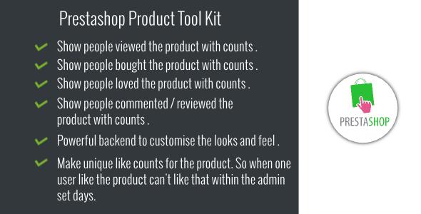 CodeCanyon Prestashop Product Tool Kit 10772122