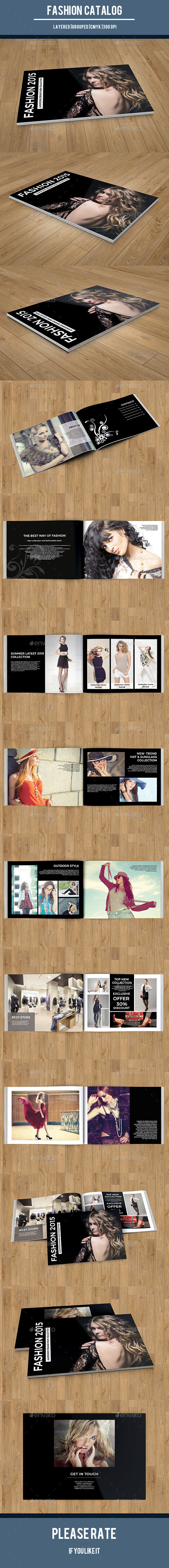 Photography Catalog/Brochure-v1154