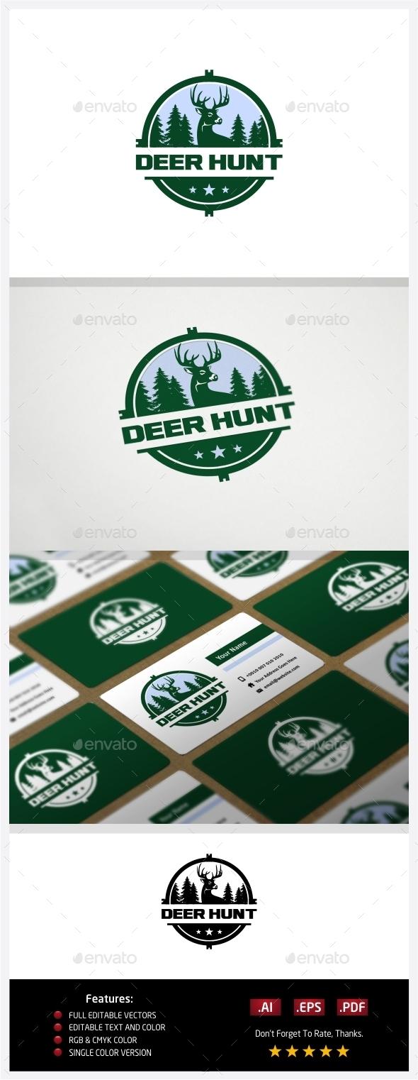 GraphicRiver Deer Hunt 10773365