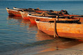Wooden boats on beach - PhotoDune Item for Sale