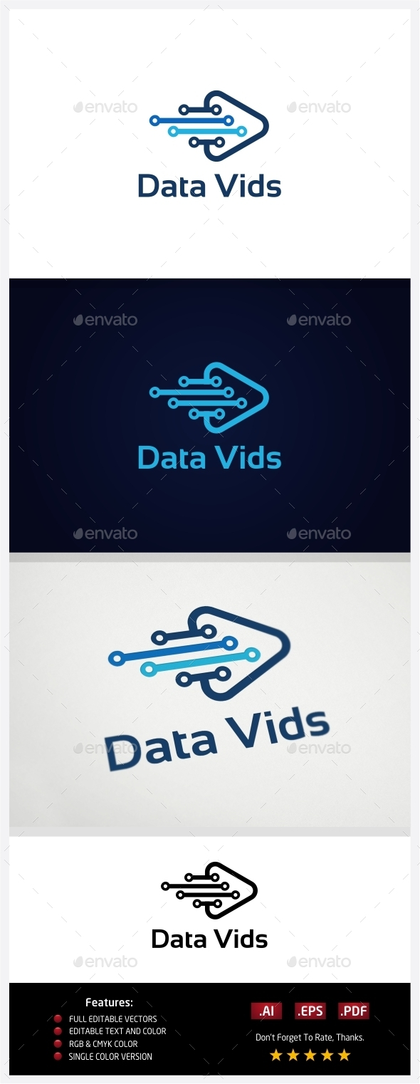 GraphicRiver Data Video 10773387