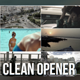 Dynamic Clean Opener - VideoHive Item for Sale