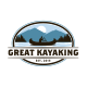 Great Kayaking - GraphicRiver Item for Sale