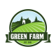 Green Farm - GraphicRiver Item for Sale