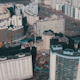 Flying Over of Residential Multistory Quarters - VideoHive Item for Sale