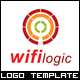 Wifilogic Logo Template - GraphicRiver Item for Sale