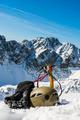 Winter tourist equipment - PhotoDune Item for Sale