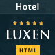 Luxen Premium Hotel Template - ThemeForest Item for Sale