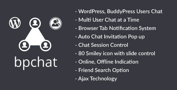 CodeCanyon WordPress BuddyPress Users Chat Plugin 10776067
