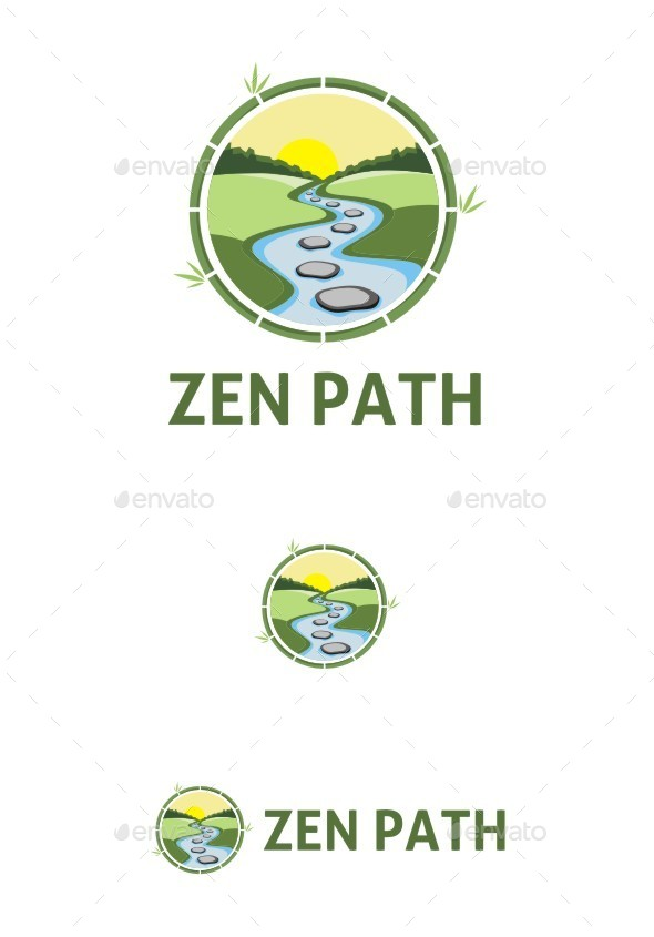GraphicRiver Zen Path 10779299