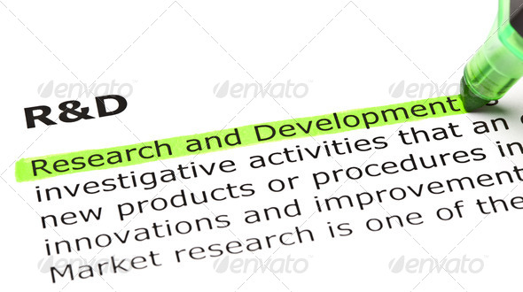 Research and Development - Stock Photo - Images