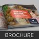 Food Recipes InDesign Brochure Catalog - GraphicRiver Item for Sale