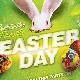Easter Day PSD Template Flyer/Poster - GraphicRiver Item for Sale
