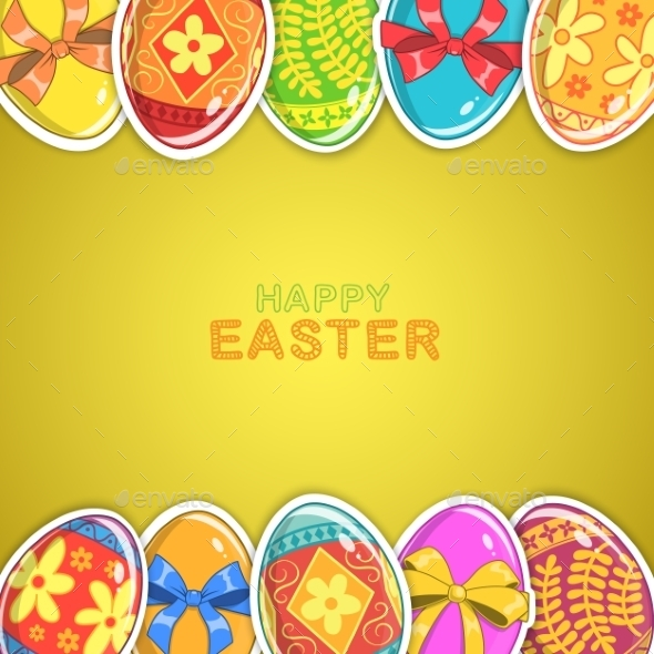 GraphicRiver Easter Background 10780315