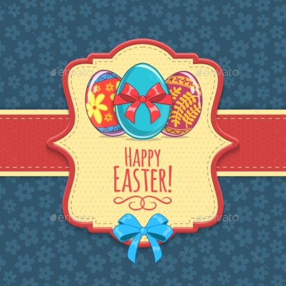 GraphicRiver Easter Background 10780318