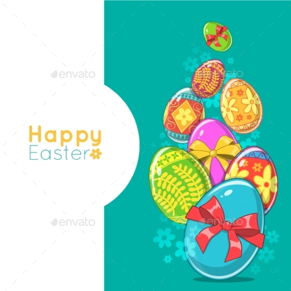GraphicRiver Easter Background 10780321