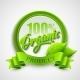 Organic Label - GraphicRiver Item for Sale