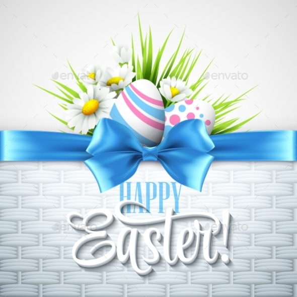 GraphicRiver Easter Greeting 10780839