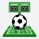 Soccer Field Composition - GraphicRiver Item for Sale