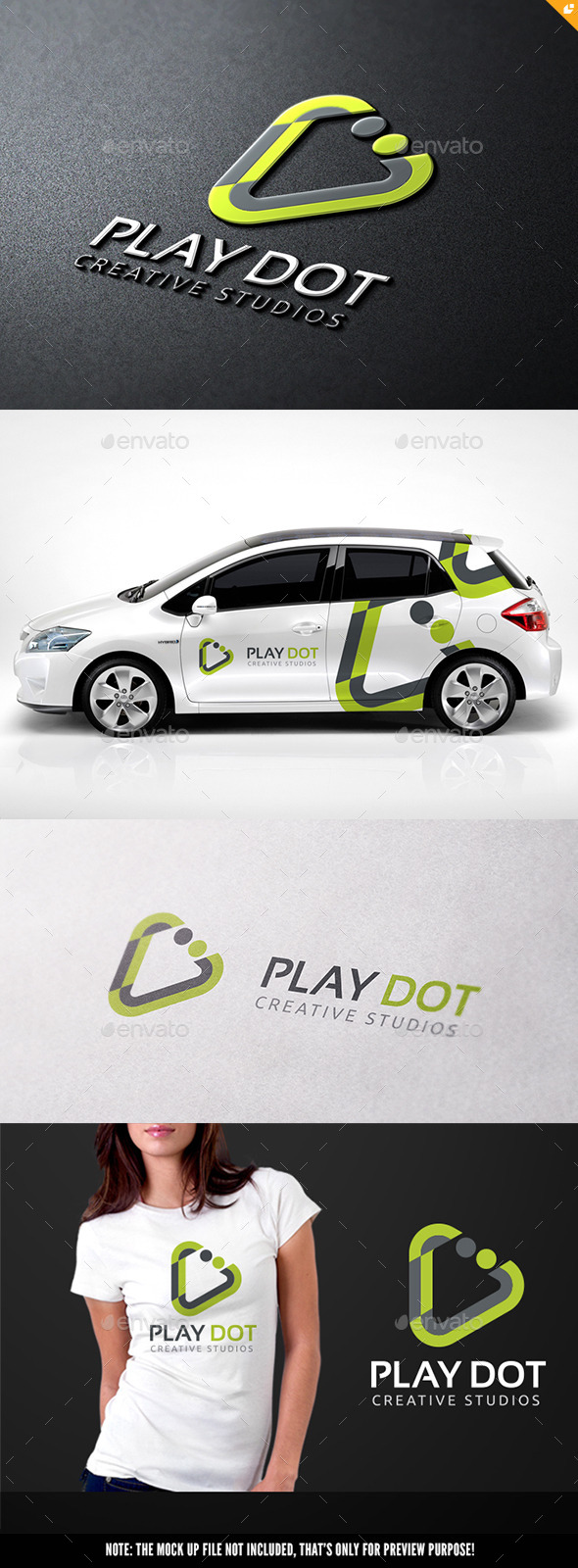 GraphicRiver Play Dot 10782010