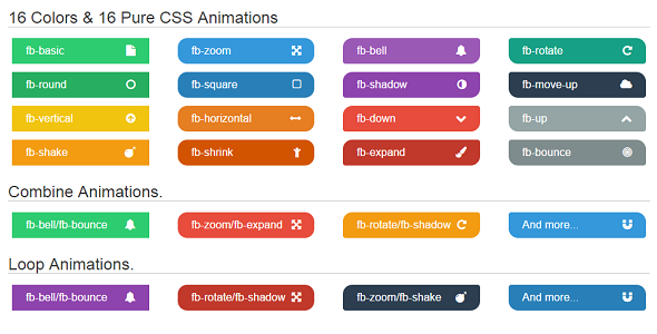 CodeCanyon Fancy Buttons 10769256