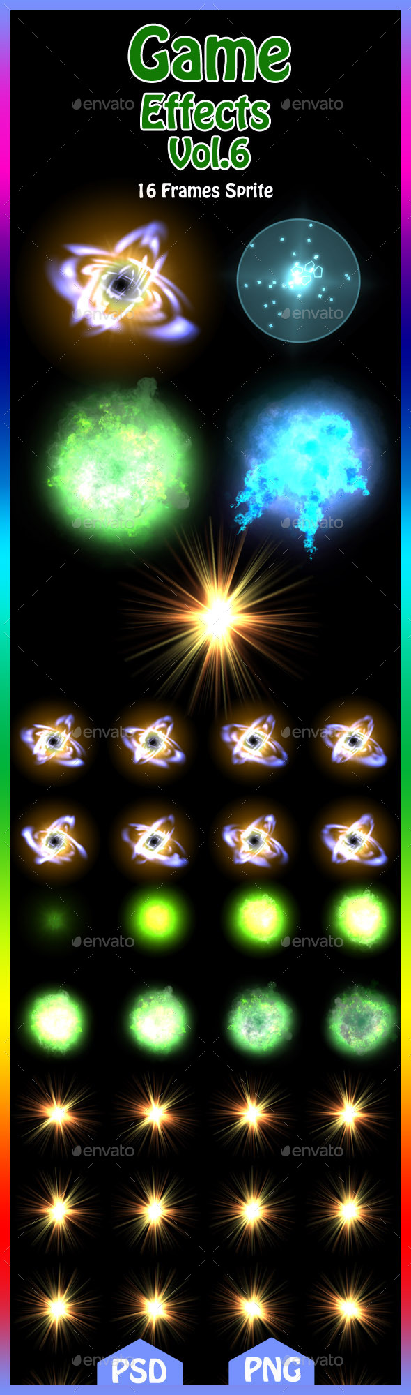 GraphicRiver Game Effects Vol.6 10782165