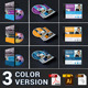 Tradex Business CD And DVD Cover - GraphicRiver Item for Sale